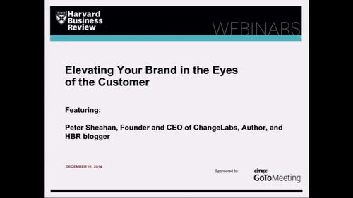 Oreilly - Elevating Your Brand in the Eyes of the Customer