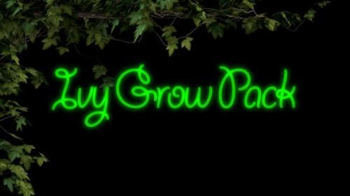 Videohive - Ivy Grow Pack - 18980299