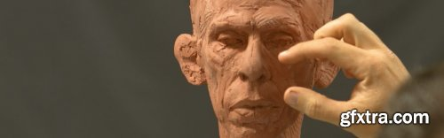 Modeling the Portrait in Clay Part 4: The Eyes & Nose
