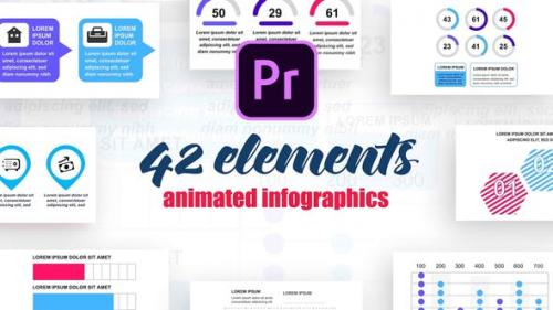 Videohive - Technology Infographics Vol.6 for Premiere Pro - 26522722