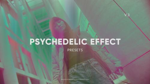 MotionArray - Psychedelic Effect 3 - 587579