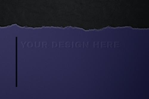 Two textured backgrounds and paper mockup - 580639