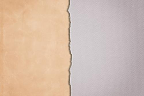 Two textured backgrounds and paper mockup - 580667