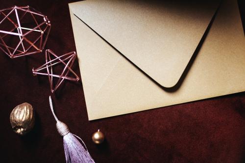 Minimal celebration greeting cards decorations - 1231383