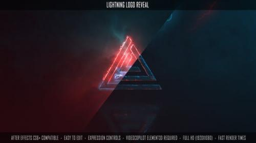 Videohive - Lightning Logo Reveal - 27483938