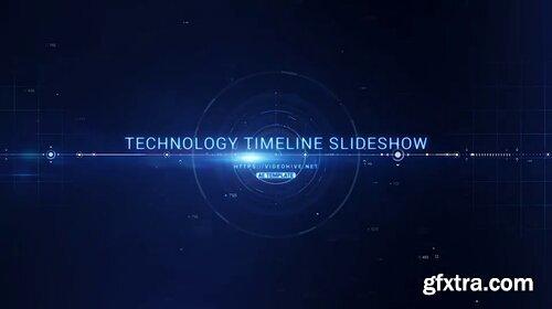 Videohive - Technology Timeline Slideshow - 27419342