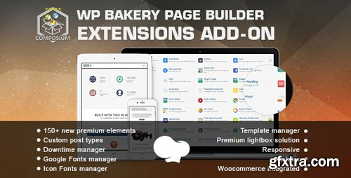 CodeCanyon - Composium v5.6.0 - WP Bakery Page Builder Extensions Addon - 7190695