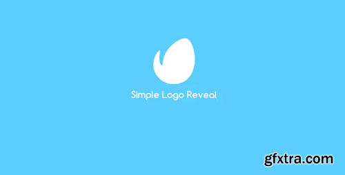 Videohive Simple Logo Reveal 9809734