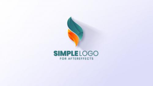 MotionArray - Simple Logo Reveal - 857967