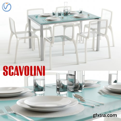 Scavolini Axel and Miss You