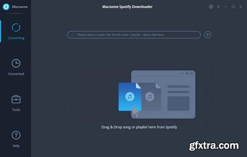 Macsome Spotify Downloader 1.2.0 Multilingual