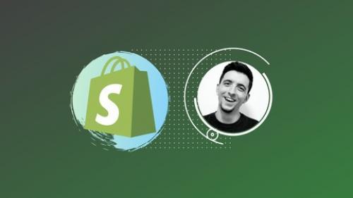 Udemy - Sıfırdan Shopify Dropshipping Eğitimi - Pasif Gelir Kaynağı