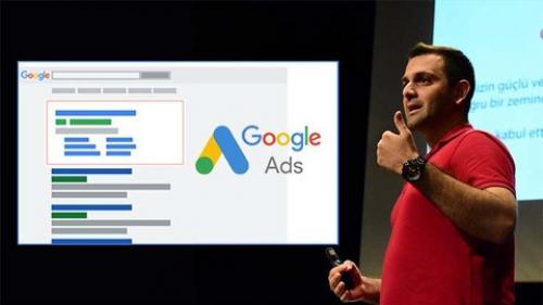 Udemy - Kapsamlı Google Ads (AdWords) Eğitim Seti