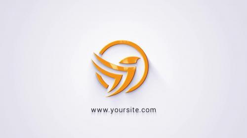 MotionArray - Clean & Simple Logo Reveal - 820126