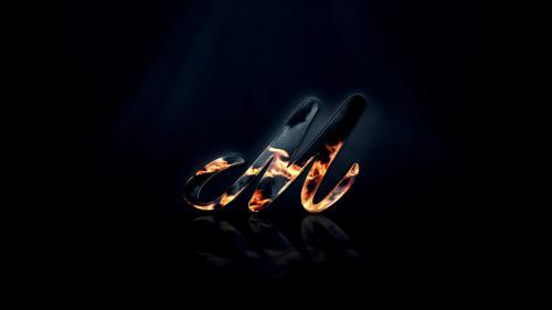 MotionArray - Fire Logo Reveal - 894891