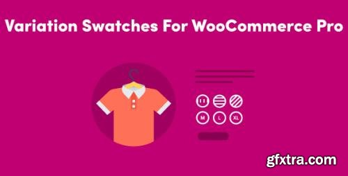 GetWooPlugins - Variation Swatches For WooCommerce Pro v1.1.3