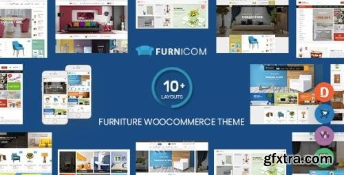 ThemeForest - Furnicom v2.0.4 - Furniture Store & Interior Design WordPress WooCommerce Theme (10+ Homepages Ready) - 15548234 0 - NULLED