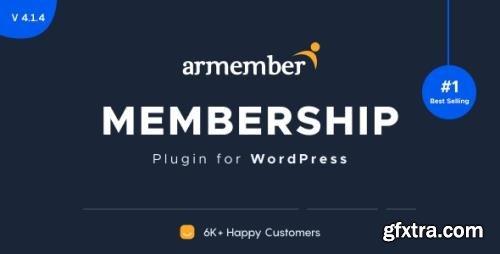 CodeCanyon - ARMember v4.1.4 - WordPress Membership Plugin - 17785056 + Add-Ons - NULLED