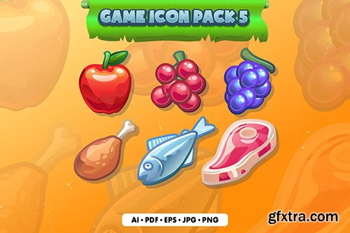 Adventure Game Icon pack 5