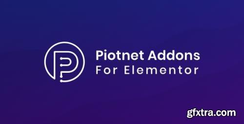 Piotnet Addons For Elementor Pro v6.3.58 - NULLED