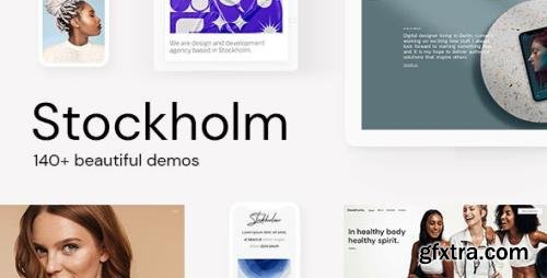 ThemeForest - Stockholm v8.3 - A Genuinely Multi-Concept Theme - 8819050 - NULLED