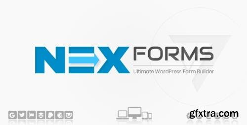 CodeCanyon - NEX-Forms v7.8.7 - The Ultimate WordPress Form Builder - 7103891 - NULLED