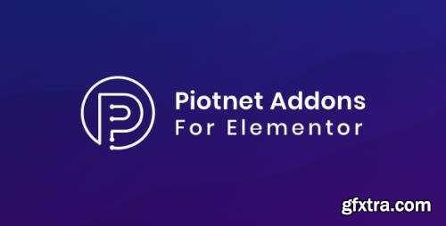 Piotnet Addons For Elementor Pro v6.3.67 - NULLED