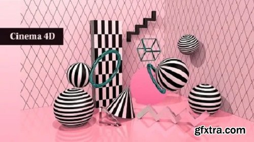 Geometric Shapes in Cinema 4D: Create Your Own 3D World