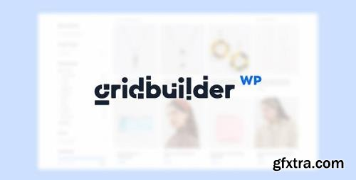 WP Grid Builder v1.5.8 - Create Advanced Filterable and Faceted Grids WordPress + Add-Ons