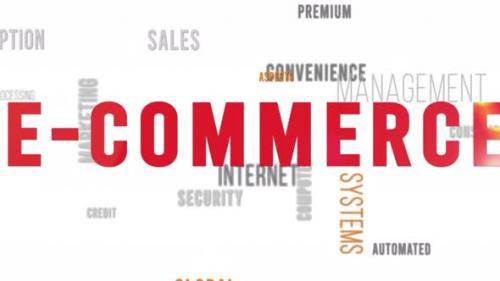 Videohive - Word Cloud E Commerce - 32342406
