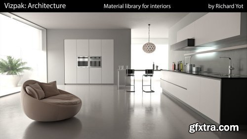 Gumroad – VizPack Architecture for Vray v1.2 by Richard Yot