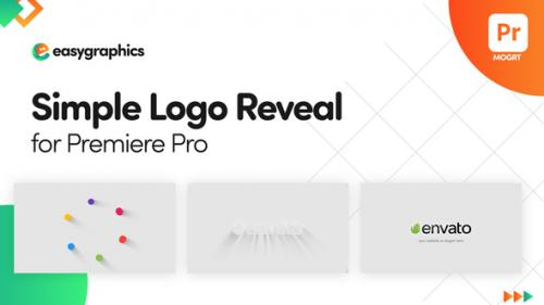 Videohive - Simple Logo Reveal for Premiere Pro - 32532755