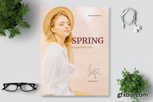 Lookbook Fashion Portfolio