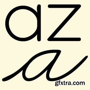 Calligraphic Fonts 2.10