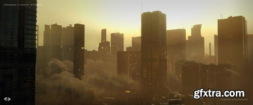 ArtStation – Procedural Cityscapes in Blender