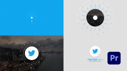 Videohive - Technology Logotype (Premiere Version) - 33345131