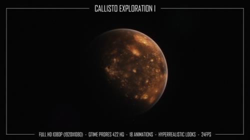 Videohive - Callisto Exploration I - 33618041