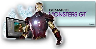 GenArts Monsters GT for AE CS6 v.7.05/for AE CS4 v.7.04